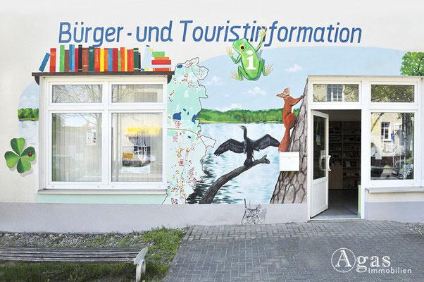 Mühlenbeck - Bürger- und Touristeninformation