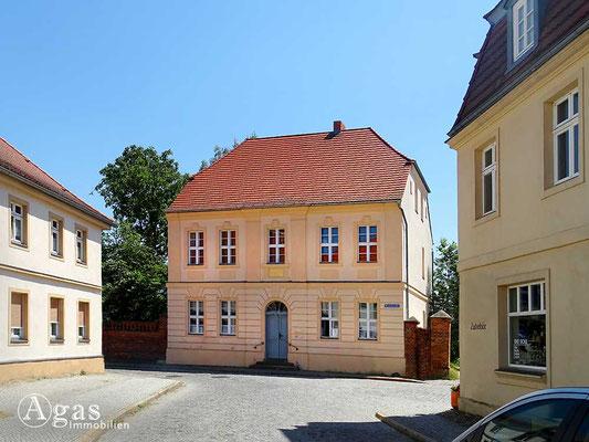 Makler Beeskow - Schönes historisches Gebäude