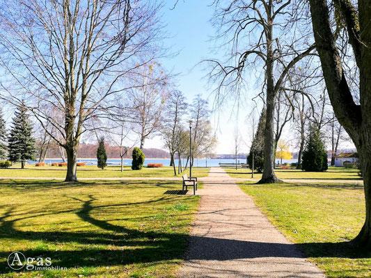 Immobilienmakler Fürstenberg - Park am Baalensee