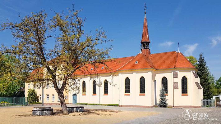 Makler Lübben - St. Trinitatis Kirche Lübben