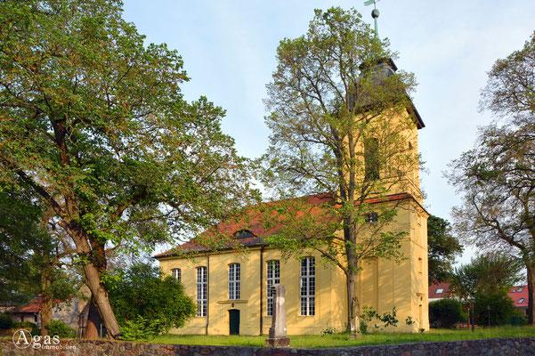 Motzen - Ev. Dorfkirche (1)