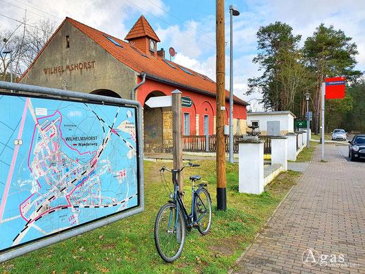 Immobilienmakler Wilhelmshorst - Bahnhof Wilhelmshorst/Langerwisch (1)