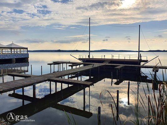 Immobilienmakler Rangsdorf - Insel Falkenstein - Rangsdorfer see