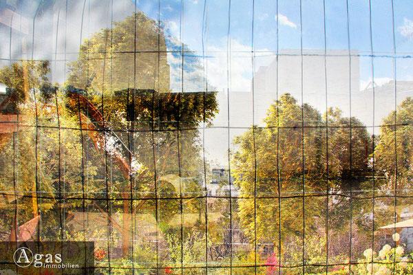 Momente Berlin - Wilmersdorf - Wohnquartiersgarten, Impression an der Bundesallee