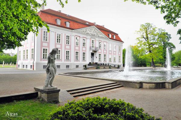 Berlin-Friedrichsfelde - Schloss Friedrichsfelde