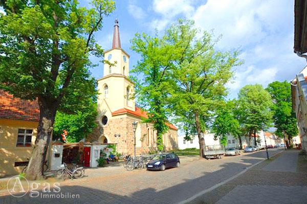 Immobilienmakler Teltow - St. Andreaskirche