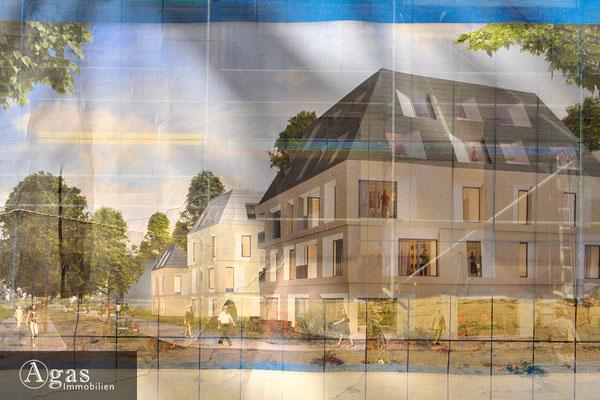 Villen im Prinzenviertel - Berlin-Lichtenberg - Baustellenimpression