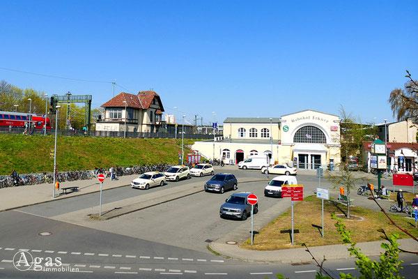 Immobilienmakler Erkner - Bahnhofsvorplatz