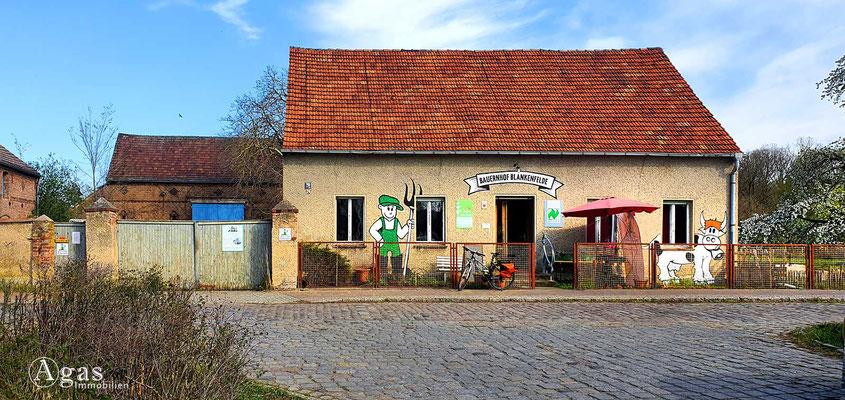 """Immobilienmakler Blankenfelde-Mahlow - """"Bauernhof Blankenfelde"""""""
