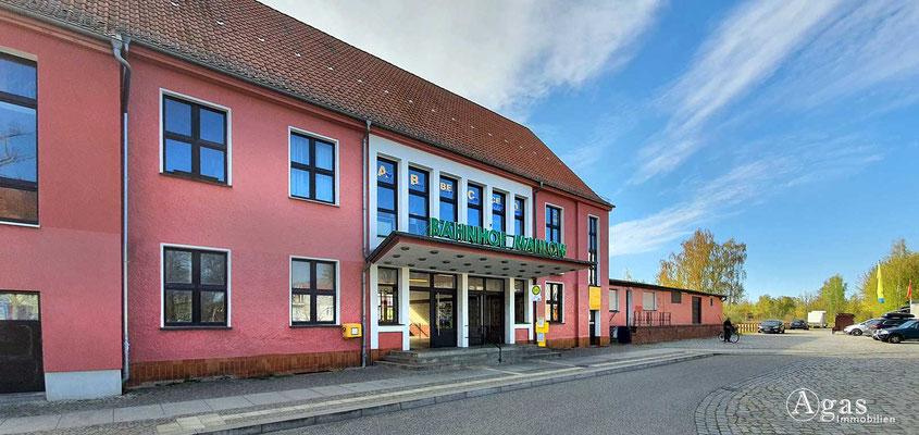 Immobilienmakler Blankenfelde-Mahlow - S-Bahnhof Malow