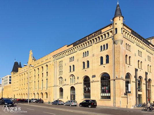 Immobilienmakler Berlin-Moabit - Schultheiss Quartier (2)