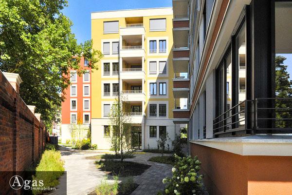 Mittenmang Berlin - Geschützter Innenhofbereich