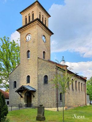 Immobilienmakler Hennigsdorf - Ev. Martin-Luther-Kirche Hennigsdorf
