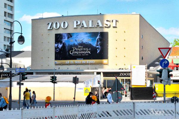 Berlin-Charlottenburg - Kino Zoo Palast