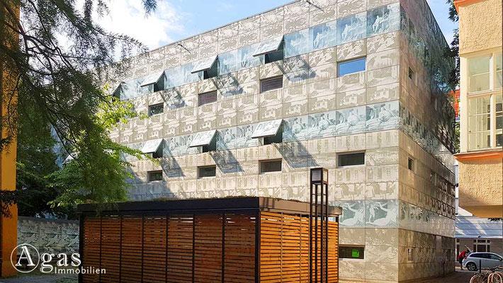 Immobilienmakler Eberswalde - Bibliothek der FH