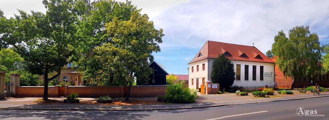 Immobilienmakler Malchow - Ev. Kirche Berlin-Malchow