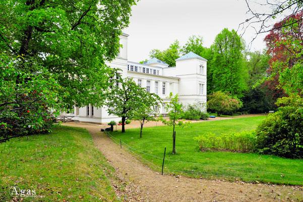 Berlin-Tegel - Schlosspark Tegel (Humboldt-Schloss)