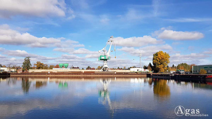 Makler Velten - Hafen Velten