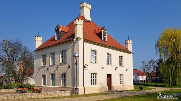 Immobilienmakler Schorfheide - Jagdschloss Schorfheide