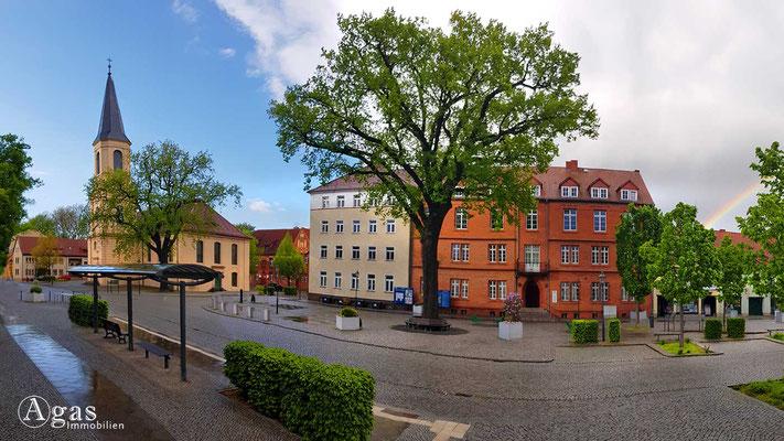 Zossen - Am Marktplatz