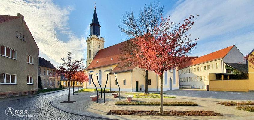 Immobilienmakler Trebbin - Ev. St. Marienkirche