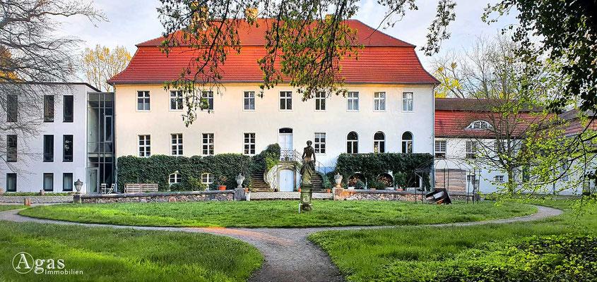 Immobilienmakler Trebbin - Herrenhaus Blankensee, Sundermanns Refugium
