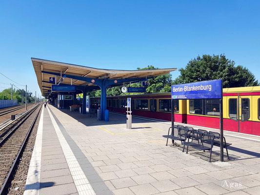 Immobilienmakler Blankenburg (Berlin) - S-Bahnhof Blankenburg
