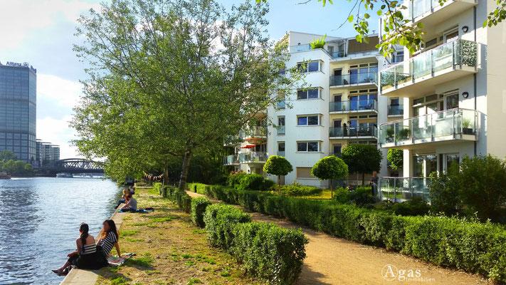 Berlin-Stralau Makler - Neubauprojekt an der Spree (4)
