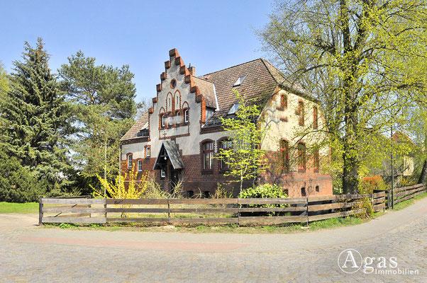 Mühlenbeck - Pfarrhaus der Kirchgemeinde