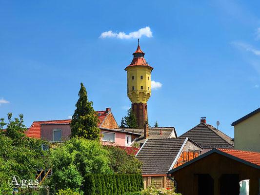 Immobilienmakler Treuenbrietzen - Historischer Wasserturm