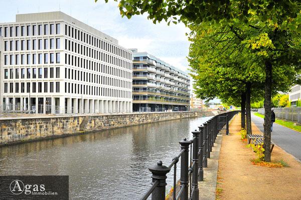 KunstCampus Berlin - Berlin-Spandauer Schifffartskanal am Berliner Mauerweg (1)