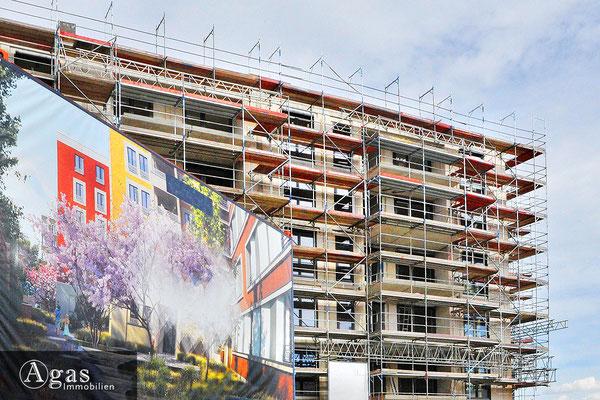 Mittenmang Berlin - Baufortschritte an der Lehrter Straße