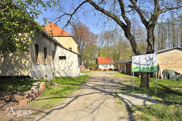 Mühlenbeck - Mönchmühle Hofseitig