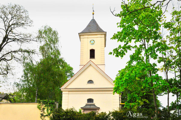 Berlin-Hermsdorf - Dorfkirche Alt-Hermsdorf