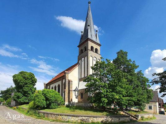 Immobilienmakler Berlin-Rahnsdorf - Ev. Dorfkirche Rahnsdorf