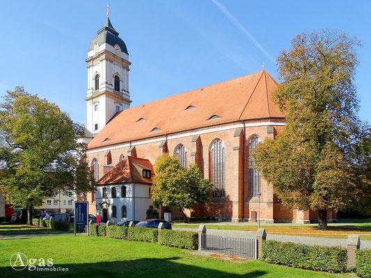 Immobilienmakler Fürstenwalde - Mariendom