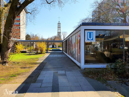 Immobilienmakler Hansaviertel - Am U-Bahnhof Hansaplatz
