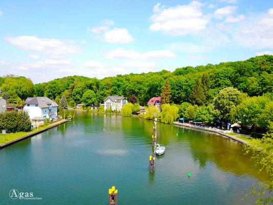 Woltersdorf - Blick auf den See (2)