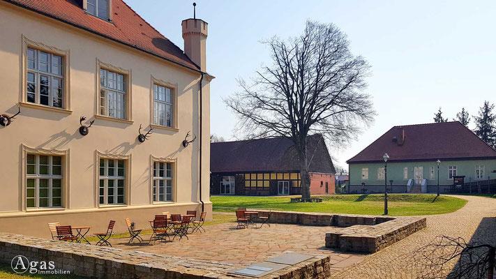 Immobilienmakler Schorfheide - Schloss & Waldschule