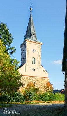 Naturparkstadt Biesenthal - Die ev. Stadtkirche Biesenthal