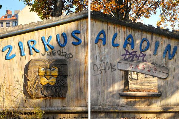 Quartier Nikolsburg - Berlin-Wilmersdorf - Spielplatz Zirkus Aladin in Ihrer Nachbarschaft