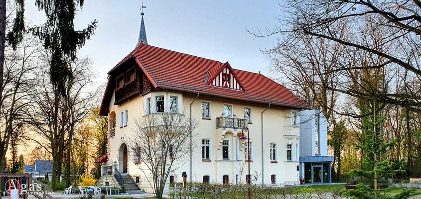 Immobilienmakler Neuenhagen - Schumann Villa