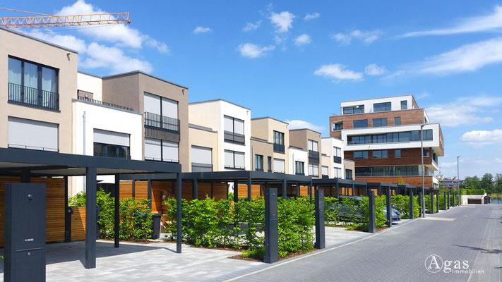 Berlin-Grünau - Neubauprojekt 52° Nord Seefeld (2)