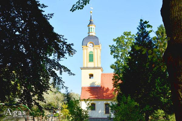 Waldgartenkulturgemeinde Schöneiche - Die barocke ehem. Schloßkirche