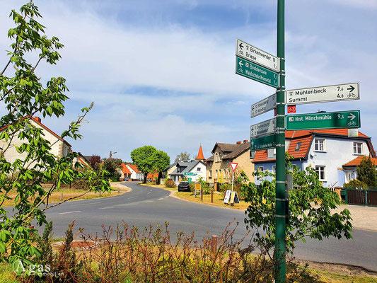 Immobilienmakler Zühlsdorf - Wegweiser