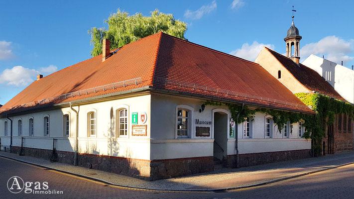 Immobilienmakler Gransee - Heimatmuseum & Touristeninformation Gransee