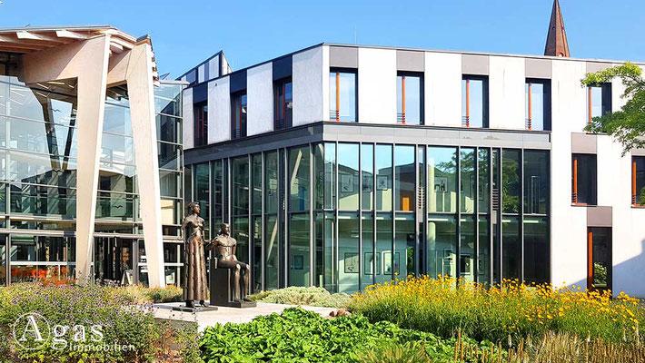 Immobilienmakler Eberswalde - Paul Wunderlich Haus