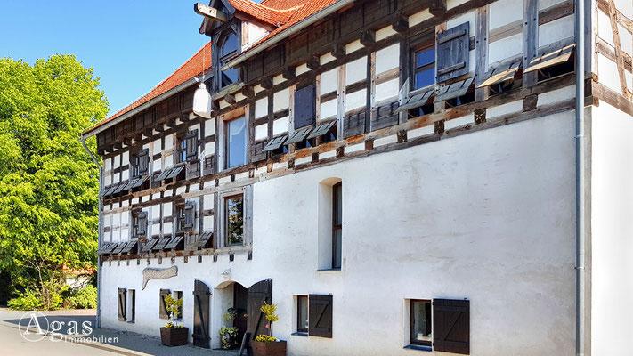 Immobilienmakler Straupitz - Historischer Kornspeicher
