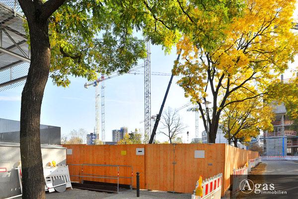 Nr. 1 Charlottenburg - Baufortschritte an der Spree