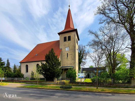 Immobilienmakler Zühlsdorf - Dorfkirche Zühlsdorf